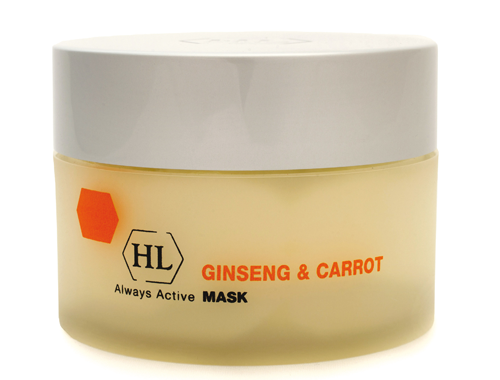 Ginseng & Carrot Mask