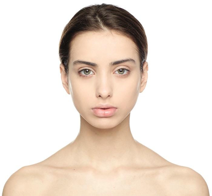 макияж глаз и губ