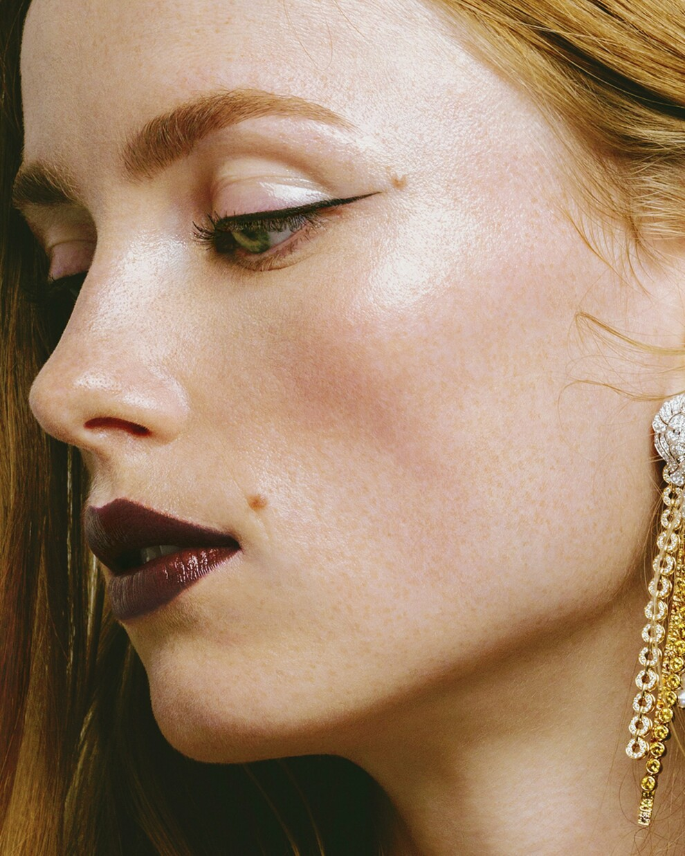 макияж осень-зима 2020 chanel