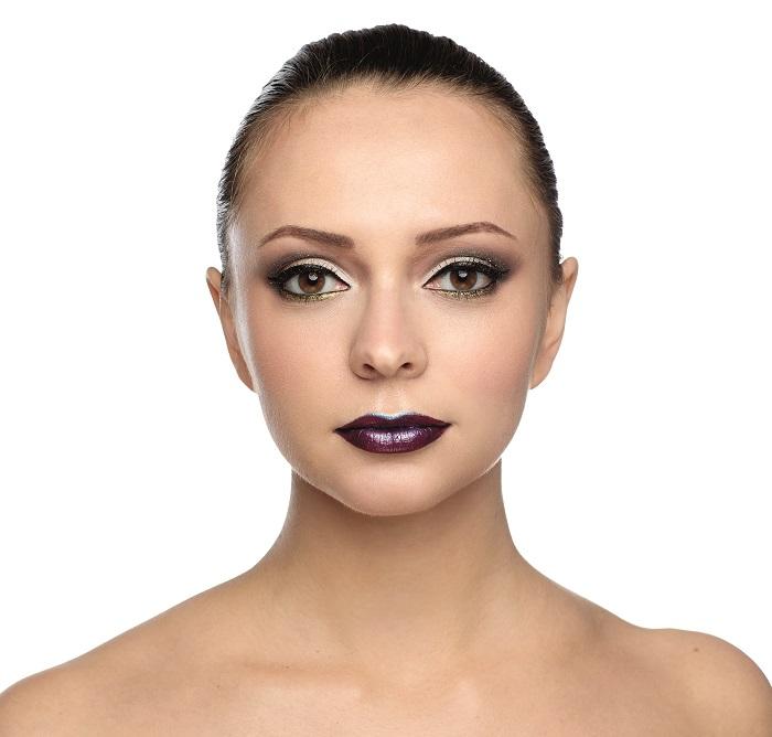 пошаговая технология вечернего макияжа