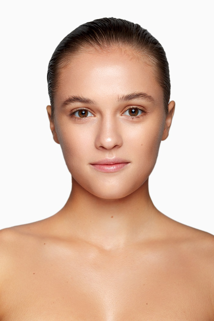 глиттер макияж