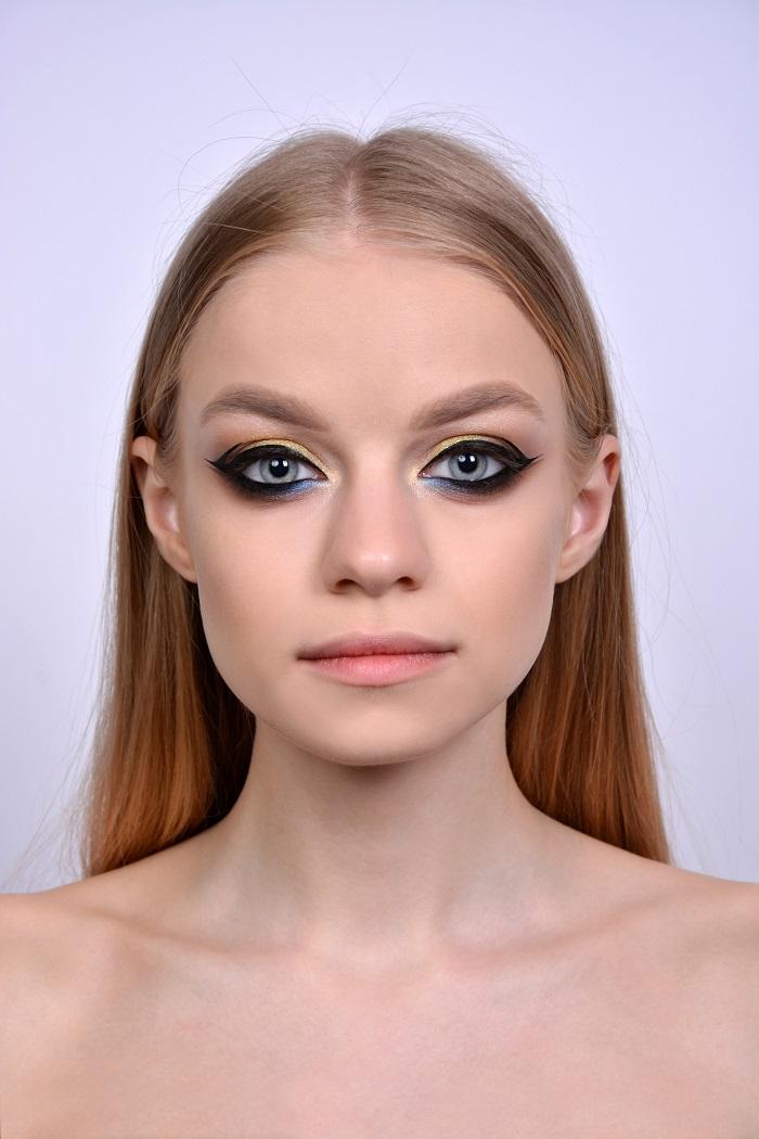 пошаговая технология макияжа