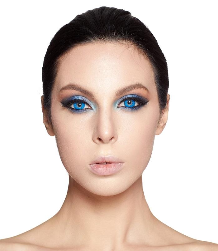 космический макияж