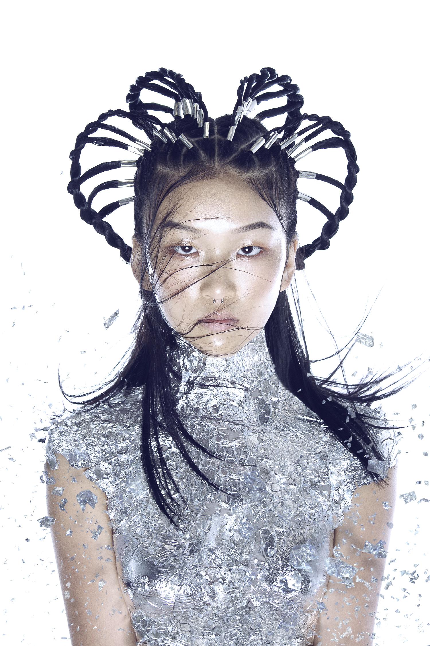 картинки фигуры из волос деталь возможностью регулировки