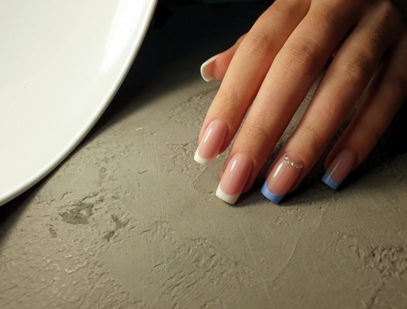 аппаратная коррекция ногтей