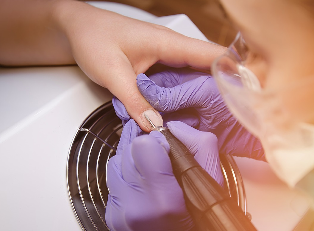 как стерилизовать насадки для фрезера