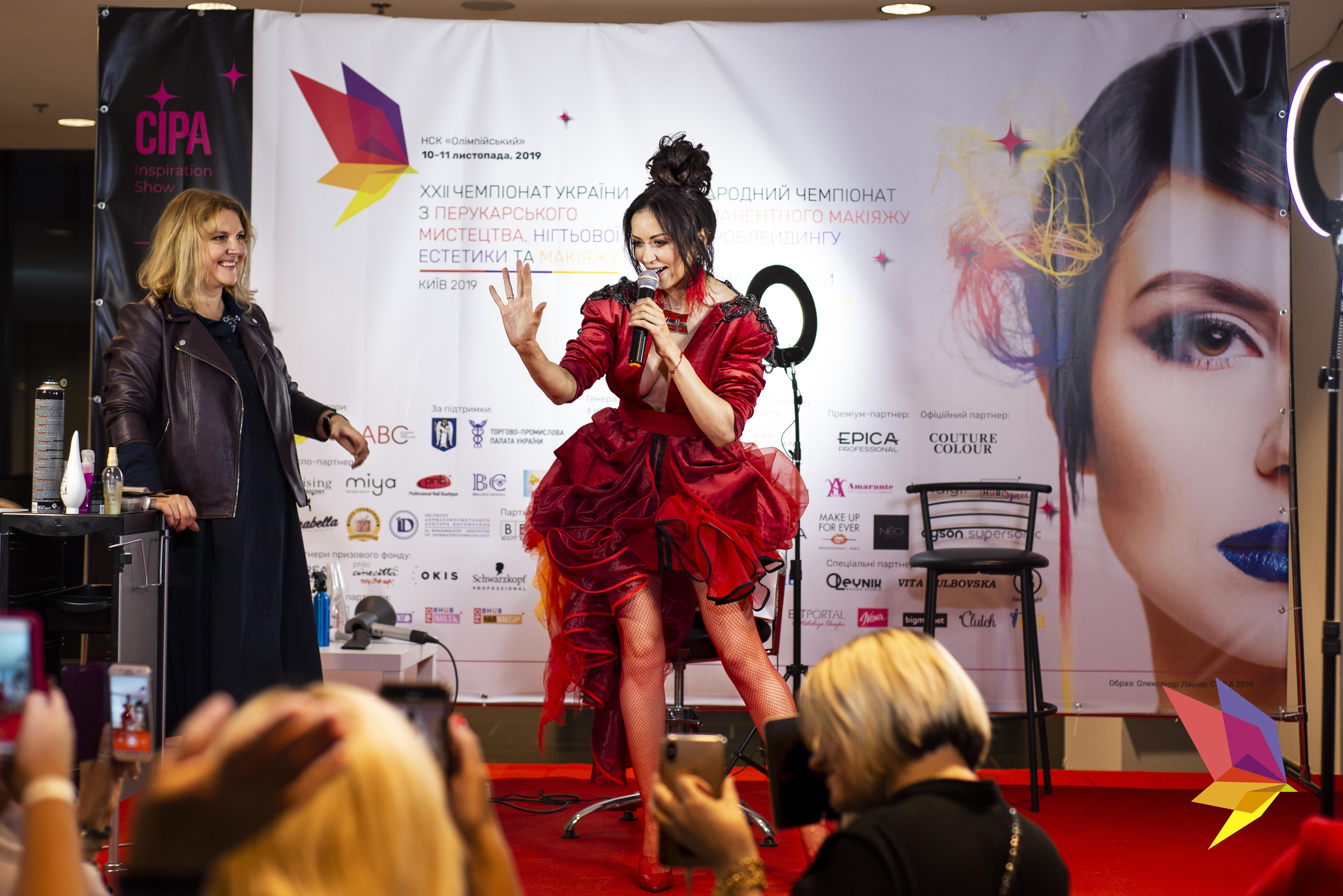 Чемпионат Украины по парикмахерскому искусству, ногтевой эстетике и макияжу